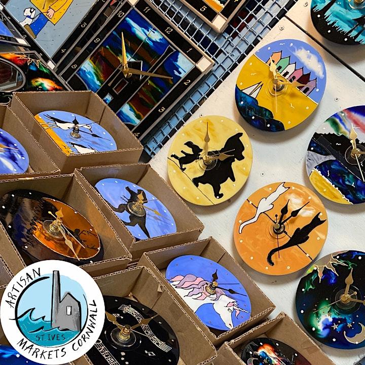 St Ives Artisan Market image