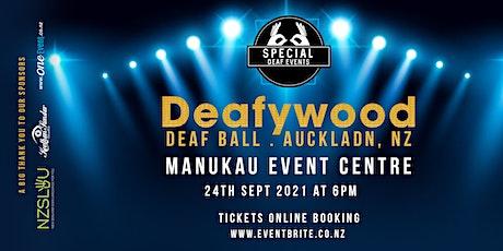 Deaf Ball 2021 tickets