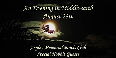 An Evening in Middle-earth tickets