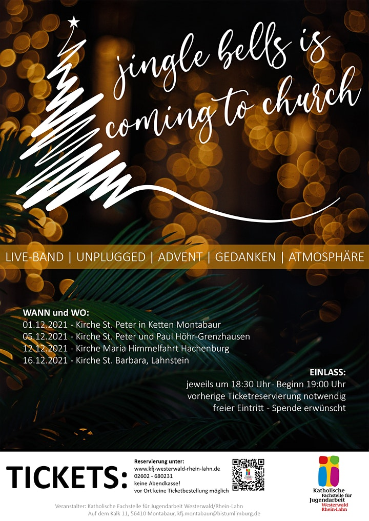 jingle bells is coming to church: Bild