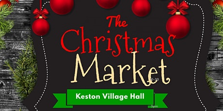 LK Christmas Artisan Craft & Gift Fayre Keston Village Hall tickets