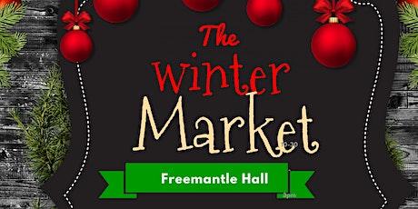 LK Winter Artisan Craft & Gift Fayre Freemantle Hall tickets