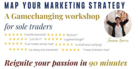 7 Steps to More Customers: Create your One Page Marketing Plan - AUGUST tickets