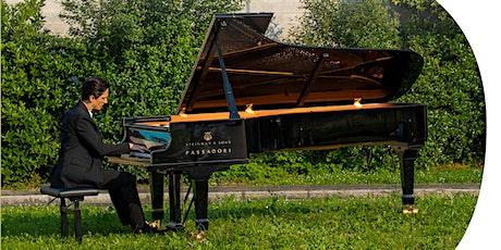 Concerto di Alexander Romanovsky a Bagno Vignoni biglietti