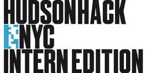 HudsonHack NYC: Intern Edition
