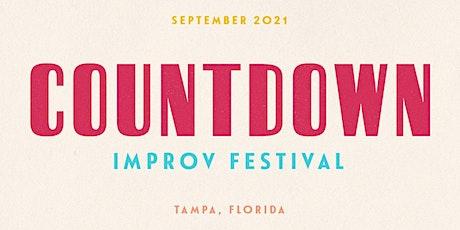 Fifth Annual Countdown Improv Festival tickets