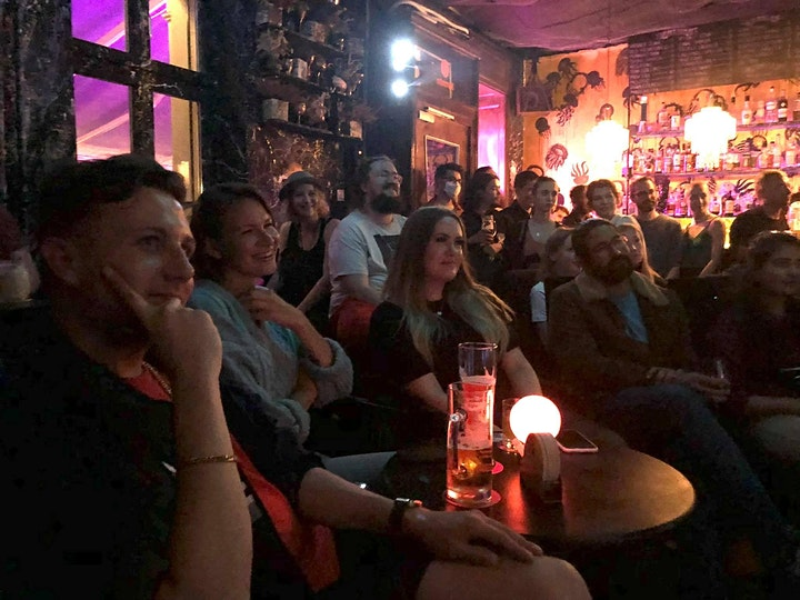 GLOW: Glorious Ladies of STANDUP COMEDY! image