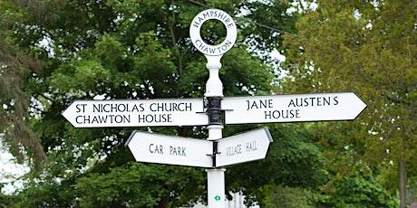 In Jane Austen's Footsteps: Chawton Village Guided Walk tickets