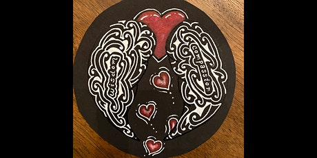 Wisdom and Compassion  Zentangle Class tickets
