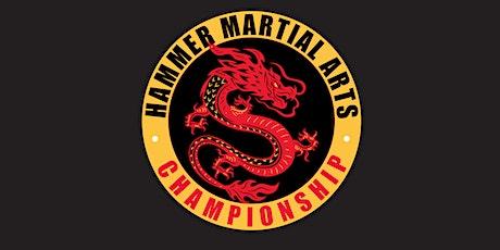 14th Annual Hammer Martial Arts Invitational tickets