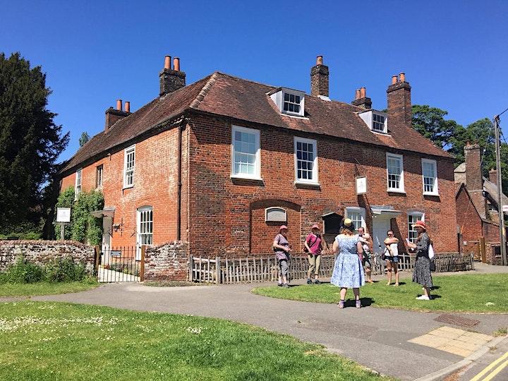 In Jane Austen's Footsteps: Chawton Village Guided Walk image