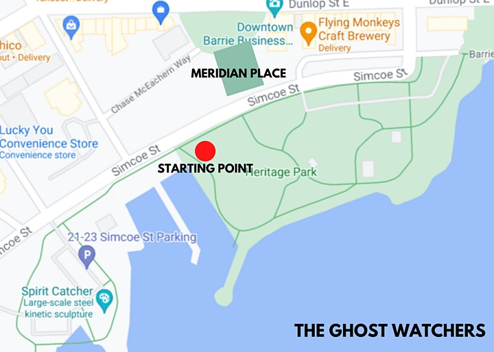 The Ghost Watchers image