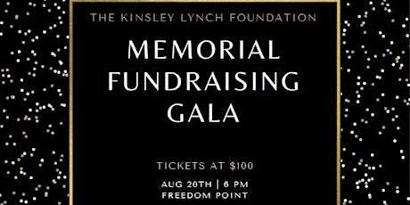 Kinsley Lynch Foundation Memorial Fundraising Gala tickets