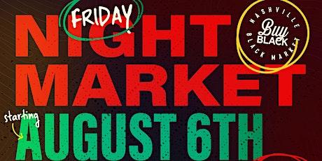 Nashville Black Market: Friday Night Market (Indoor Event) tickets