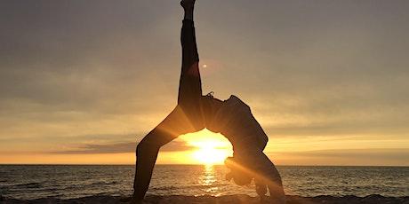 Yoga at Ohio Street Beach tickets