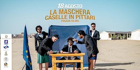 """Concerto """"La Maschera"""" - Forum dei Giovani Caselle biglietti"""