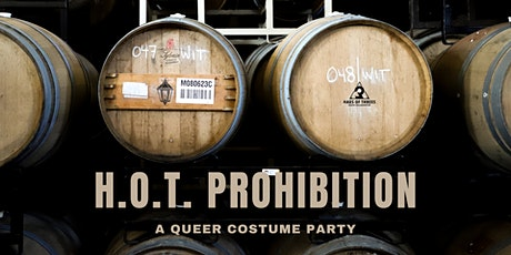 H.O.T. Prohibition: A Speakeasy Themed Costume Party for Queer Community tickets