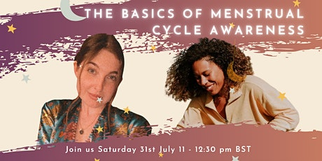 The Basics of Menstrual Cycle Awareness tickets
