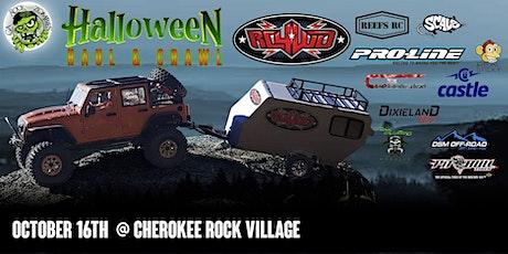 Halloween Haul & Crawl 3 tickets