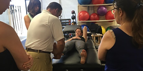 Spine and Pelvis Positional Release Therapy Course tickets