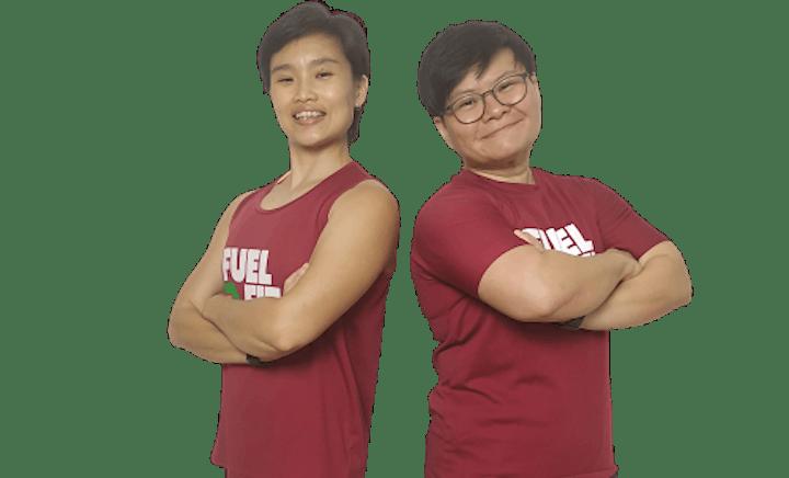 Effort-LESS WellBeing 2021 [Guest: Skip Archimedes, Coach & Vitality Guru] image