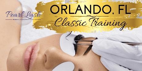 Eyelash Extension Training by Pearl Lash Orlando tickets
