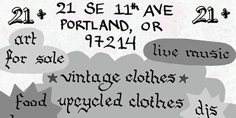 OPB Presents: Late Night Thrift tickets