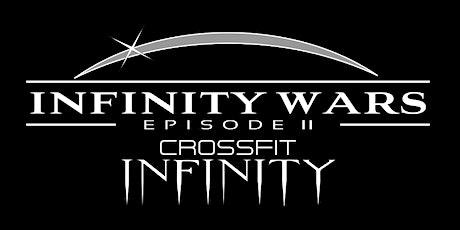 INFINITY WARS   episode II tickets