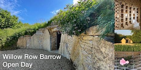 Willow Row Barrow - Public Open Day tickets