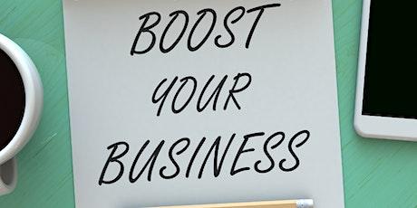 DIY Marketing Strategy tickets