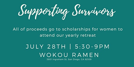 Supporting Survivors: A Night of Hope tickets