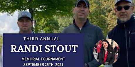 Third Annual Randi Stout Memorial Tournament tickets