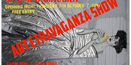 Art Extrvaganza Show tickets