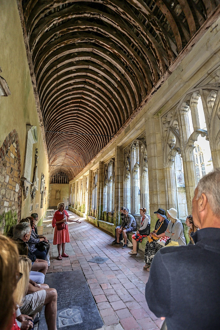 Winchester College- Guided Tours image