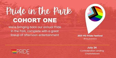Pride in the Park - Cohort  One tickets