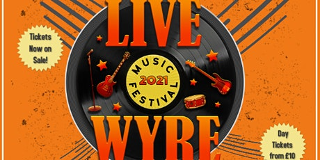 Live Wyre Festival 2021 tickets