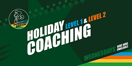 Beginner / Intermediate Holiday Club 18th August: Session 3 tickets