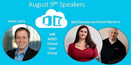 Minnesota Microsoft 365 User Group - August 2021 biglietti