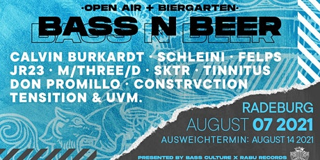 BASS  'N' BEER Tickets