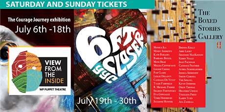 The Gallery at Loft 112 - Saturday and Sunday tickets