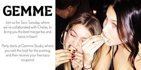 Taco Tuesday at Gemme biljetter