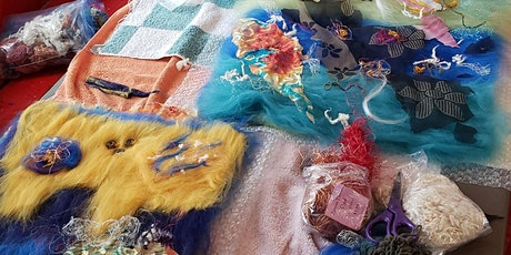 Wet Felted Sampler Class with Leah Cathleen tickets