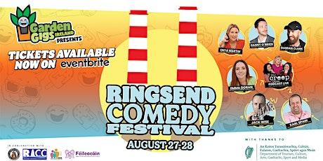 Ringsend Comedy Festival: 18:30 Show with Karl Spain & Emma Doran! tickets