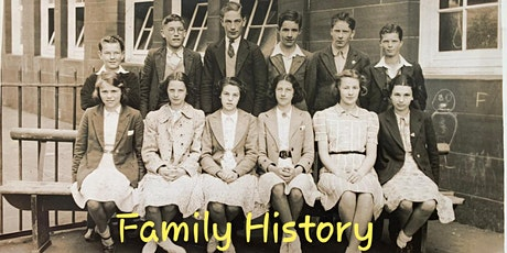 A Beginner's Course to Researching Your Family's Story and History tickets
