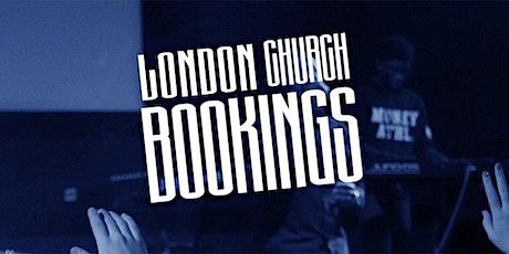 London :Sunday 25th July 2021 at 5pm billets