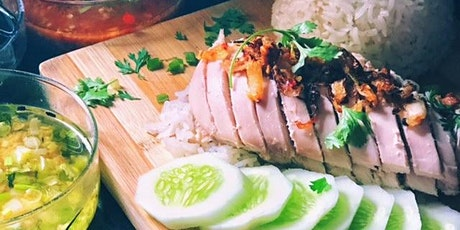 Colourful East Asian Meal  – Cooking Class tickets