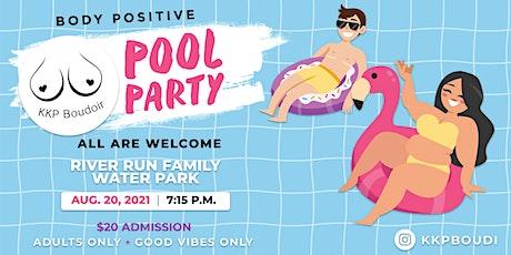 KKP Boudoir Pool Party tickets