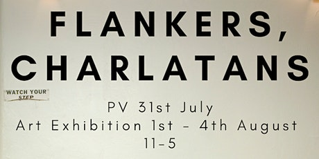 Flankers present: Charlatans Art Exhibition tickets