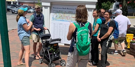 Historic Bath, Maine - the City of Ships - Walking Tour tickets