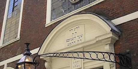 Jewish London Virtual Tour tickets